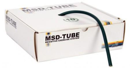 MSD-Tube i 30,00 m rull farge R�d