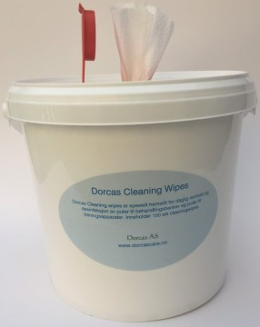 Dorcas Antibakteriell Wipes