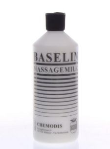 Baselin Massagemilk 500ml.